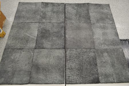 Keleen Leathers Gallery Natural Shearling Rug