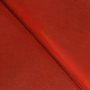 Classic Red Leather