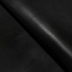 Slick Sapphire Classic Clutch Leather