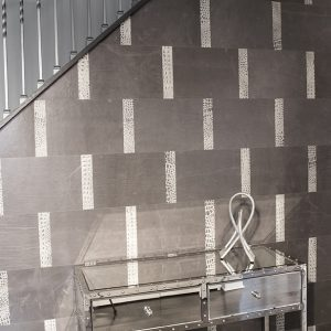 Glam Leather Wall Tiles by Keleen Leathers, Inc.