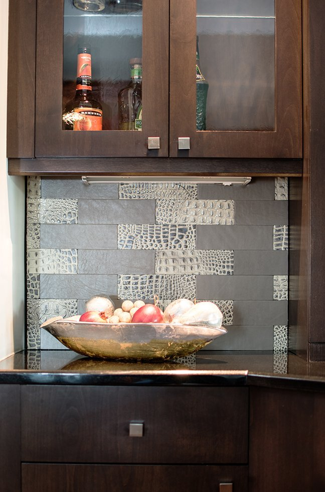 Kitchen Backsplash Tiles by Keleen Leathers, Inc.