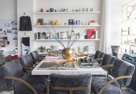 Holly Hollenbeck's New San Francisco Store, Vintage Chairs