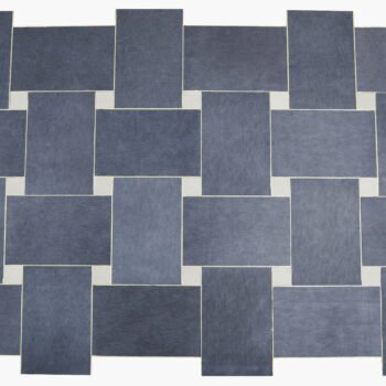 Luxury Leather Wall Tiles by Keleen Leathers, Inc. for the Hilton