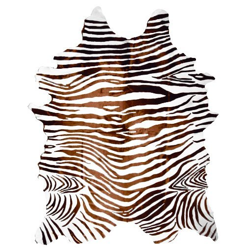 Wild Life - Posh Brown Zebra
