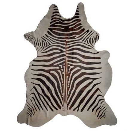 Wild Life - Brown Zebra