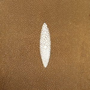 SHAGREEN STINGRAY - CHAMPAGNE
