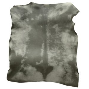 DYED PARCHMENT - GREY HIDE