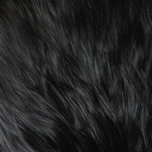KERATIN GOAT - LONG BLACK