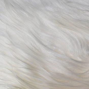 KERATIN GOAT - LONG WHITE