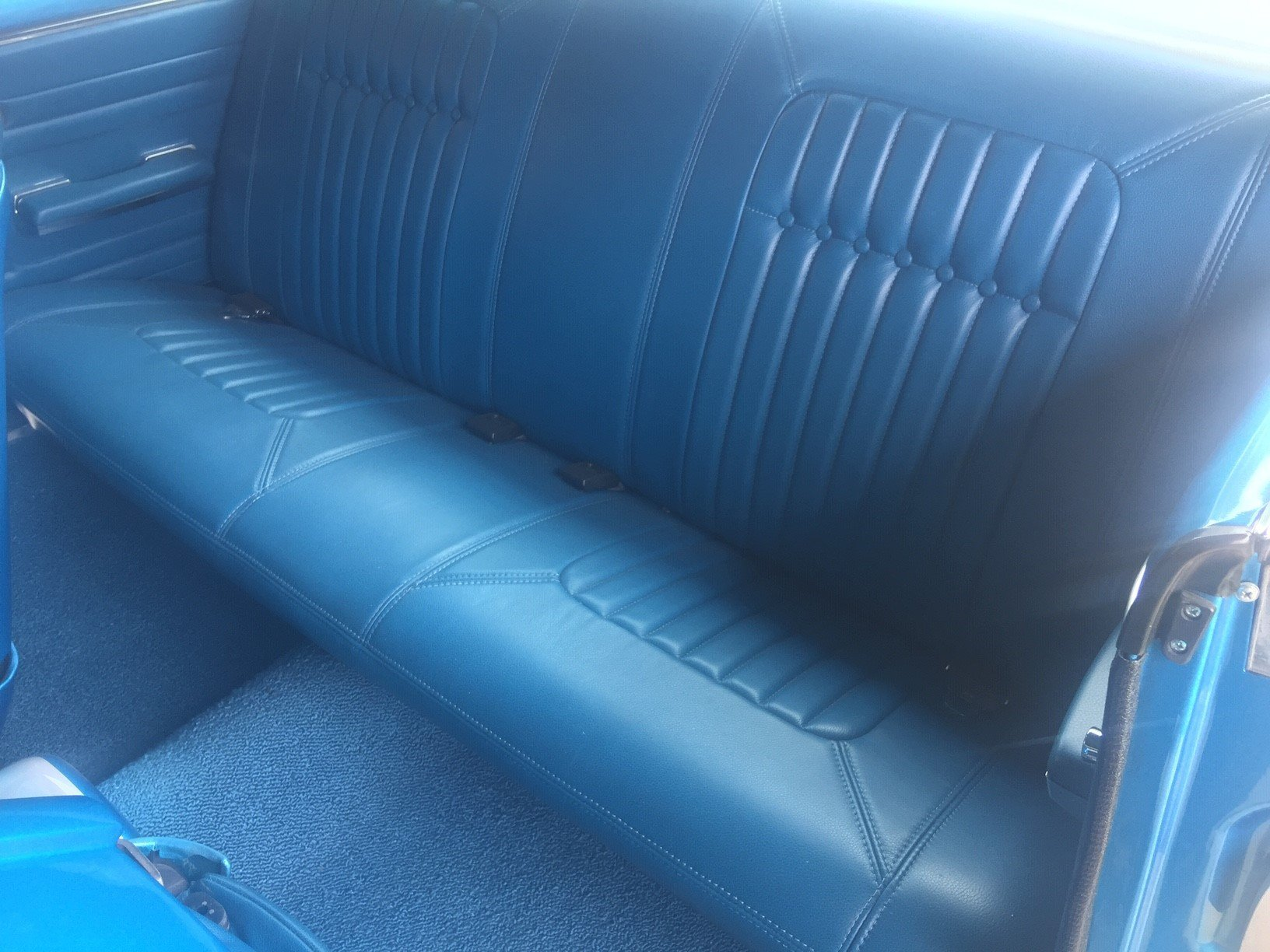 keleen leathers auto leather car interior 1966 nova