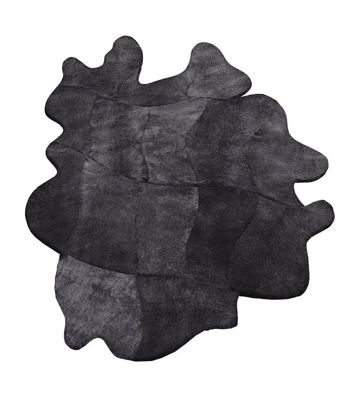 sheepskin shearling rug grey home interior design
