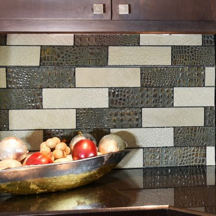 subway leather tiles by keleen leathers