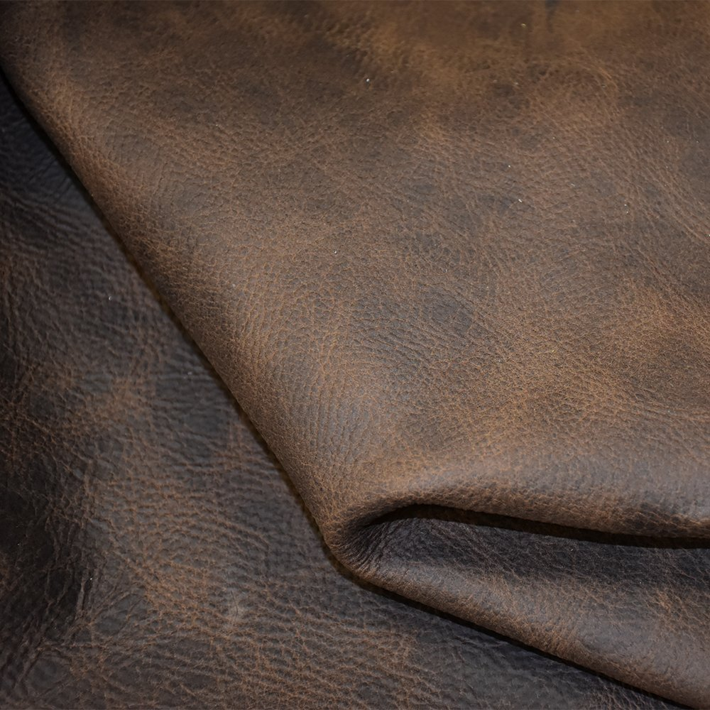 brown upholstery leather hide keleen leathers