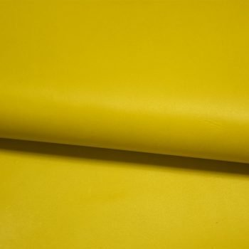 yellow leather hide upholstery