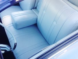 1962 Coupe Deville Leather Seats in